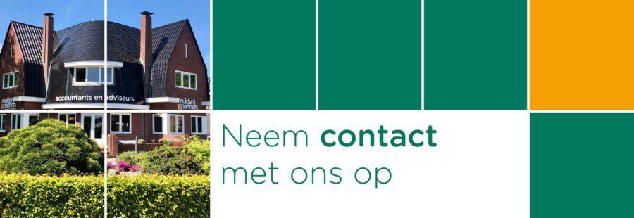 Neem contact op met accountant Hoogeveen Drenthe